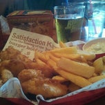 Photo taken at Red Robin Gourmet Burgers by Brook T. on 10/15/2011