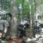 Photo taken at Hell Survivors Paintball Playfield by Shawn M. on 9/24/2011