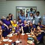 Photo taken at LSU - Miller Hall by Colby K. on 9/13/2011