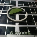 Photo taken at Element Miami International Airport by Rafael A. on 12/17/2011