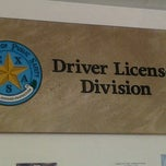 Photo taken at TX DPS - Driver License Office by Mickie (Brigette) J. on 5/14/2012