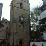Photo taken at Carfax Tower by $ @ H ® D @ d on 4/30/2012