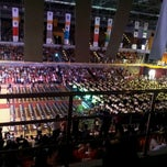 Photo taken at UST Quadricentennial Pavilion by Tyrone T. on 4/17/2012