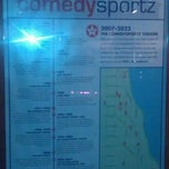 Photo taken at Comedy Sportz by Bobby H. on 6/19/2012