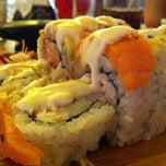 Photo taken at Ikura Sushi-Bar by Gabriel C. on 9/29/2011