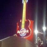Photo taken at Hard Rock Cafe Pittsburgh by Bill F. on 12/4/2011