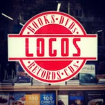 Photo taken at Logos Books & Records by Aaron Mark A. on 11/6/2011