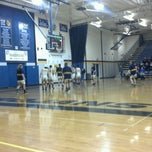 Photo taken at Owosso High School by Kevin Michael F. on 1/20/2012