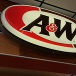 Photo taken at A&W Restaurant by Jill Q. on 6/26/2012