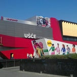 Photo taken at Ušće Shopping Center by Nikoleta M. on 8/23/2012