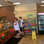 Photo taken at SUBWAY by Clarence G. on 8/16/2011