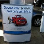 Photo taken at Chevron by Macy 🌷 B. on 8/25/2011