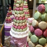 Photo taken at Ladurée by Matteo A. on 3/2/2012