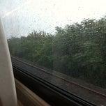 Photo taken at MTA - LIRR Train by Elizabeth A. on 9/29/2011