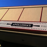 Photo taken at Apollonias Pizzeria by Linda Crespo D. on 7/25/2012