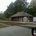 Photo taken at Kendall Green Station by Patrick L. on 9/22/2011