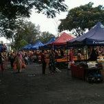 Photo taken at Pasar Malam/Tani Taman Melawati by Abdul Razak S. on 10/22/2011