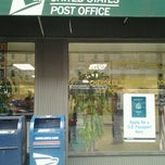 Photo taken at US Post Office by Halina K. on 10/26/2011