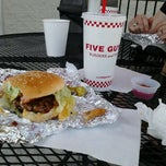 Photo taken at Five Guys by Linda M. on 3/15/2012