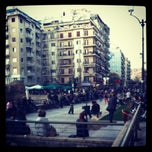 Photo taken at Πλατεία Ναυαρίνου (Navarinou Square) by Katerina M. on 4/6/2012