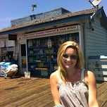 Photo taken at Pier Shack & Grill by Lane H. on 4/28/2012