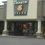 Photo taken at Panera Bread by marlena r. on 9/1/2012
