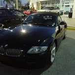 Photo taken at Fields BMW of South Orlando by Eric L. on 3/20/2012