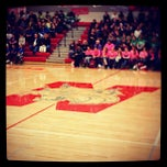 Photo taken at Norwayne High School by Stephen F. on 2/4/2012