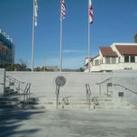 Photo taken at Whittier City Hall by Kconami on 1/24/2012
