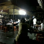 Photo taken at Warung Nasi Gandul & Wedang Punokawan by eva y. on 10/30/2011