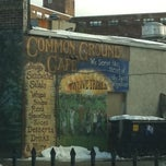 Photo taken at Common Ground Cafe by Cheu N. on 12/29/2010
