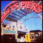 Photo taken at Morey's Piers and Beachfront Waterparks by Joan K. on 6/10/2012