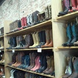 Photo taken at Boot Country by Michelle J. on 4/1/2012