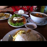 Photo taken at Cambodian Muslim Restaurant by Fareiny M. on 9/3/2012
