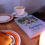 Photo taken at Kaffeslabberas'en by Auður I. on 4/29/2012