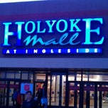 Photo taken at Holyoke Mall at Ingleside by Andrew A. on 11/25/2011