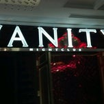 Photo taken at Vanity Nightclub, VIP Room, Hard Rock Hotel by Renata P. on 6/24/2012