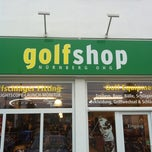 Photo taken at Golfshop Nürnberg by Blain B. on 12/29/2011
