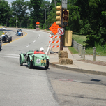 Photo taken at #PVGP Start Finish by Pittsburgh Vintage Grand Prix on 12/15/2011