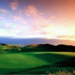 Photo taken at Ballybunion Golf Club by Cearúilín N. on 11/29/2011