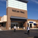 Photo taken at McCain Mall by Elizabeth G. on 3/22/2012