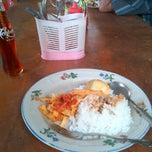 Photo taken at Kantin Sat Lantas by Rolla R. on 12/20/2011