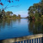 Photo taken at Norfolk Botanical Garden by Miyagi S. on 10/24/2011