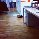 Photo taken at Criteo NYC by Eugene L. on 11/18/2011