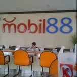 Photo taken at Mobil88 Cilandak by Risa M. on 8/9/2011