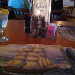 Photo taken at Captain's Table by Kathryn R. on 9/7/2011