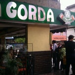 Photo taken at La Gorda by Juan G. on 7/18/2012