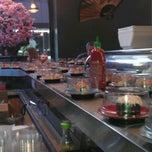 Photo taken at Sushi Sakura by Misty D. on 3/14/2012