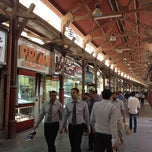Photo taken at Gold Souq by Alexander M. on 7/5/2012