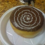 Photo taken at Donut Magic by Angad V. on 4/24/2012